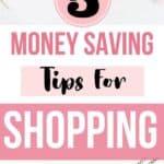 5 money saving tips for shopping online