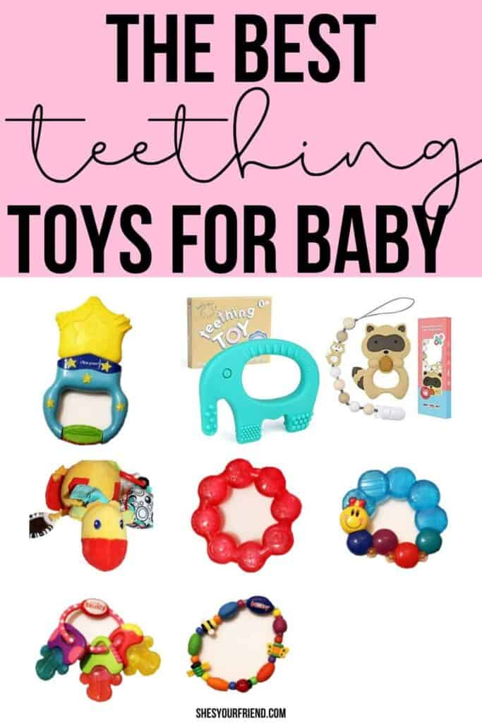 teething toys for baby