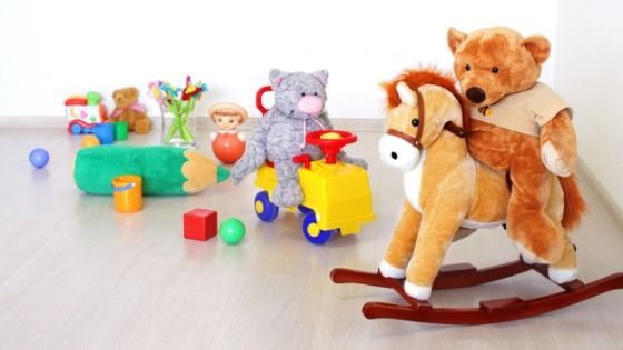 a bunch of fun toys for 2 year olds