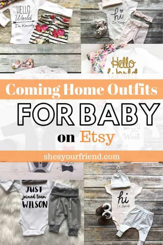coming home outfits for baby