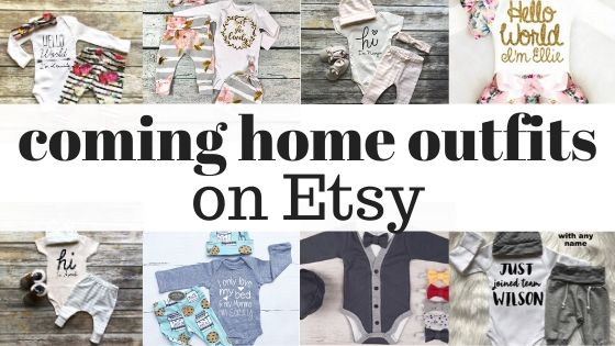 coming home outfits on Etsy