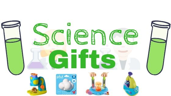 Holiday Gift Guide: Science Gifts