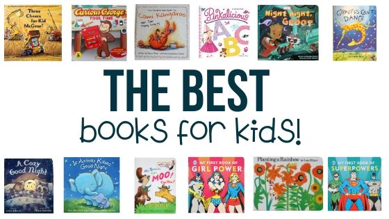 The Best Books for Kids